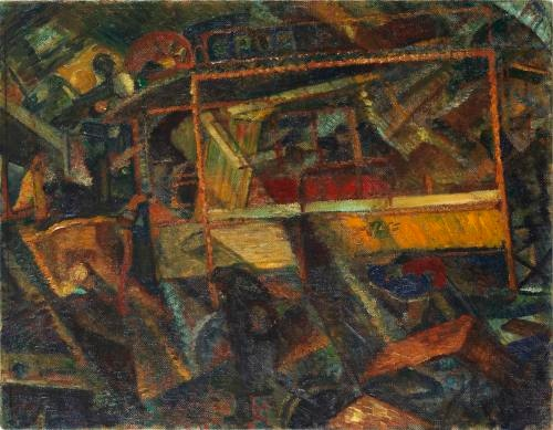 Painters of Light. From Divisionism to Futurism