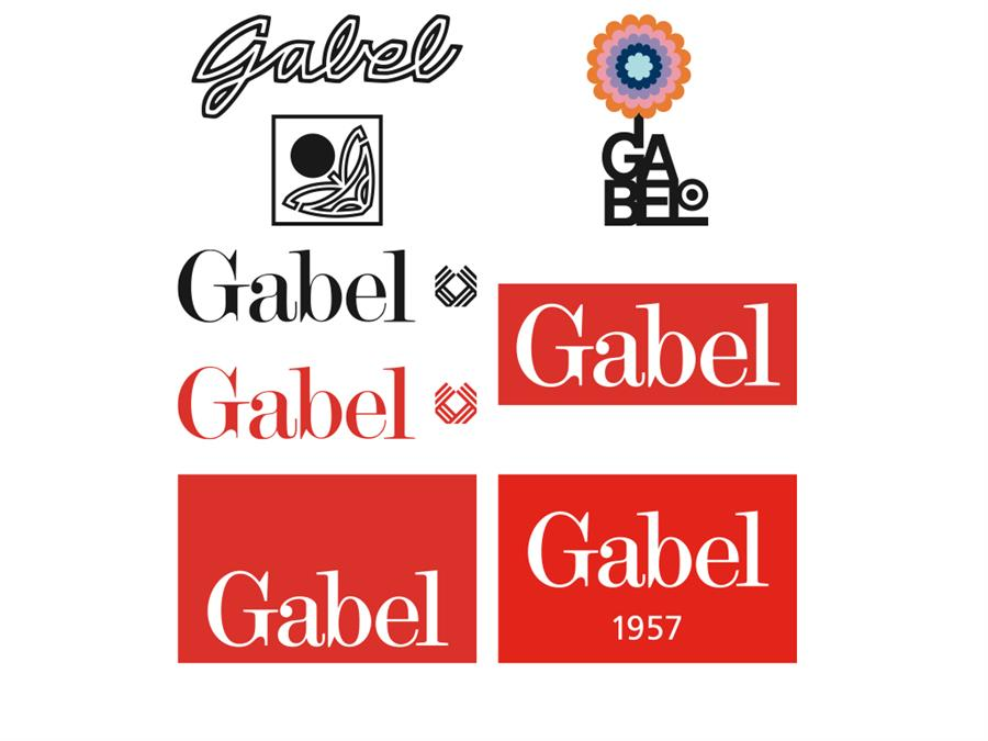 Gabel: 60 years of history in 6 logos