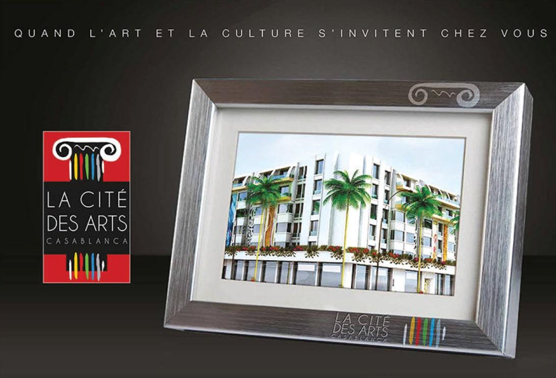 Cité des Arts in Casablanca