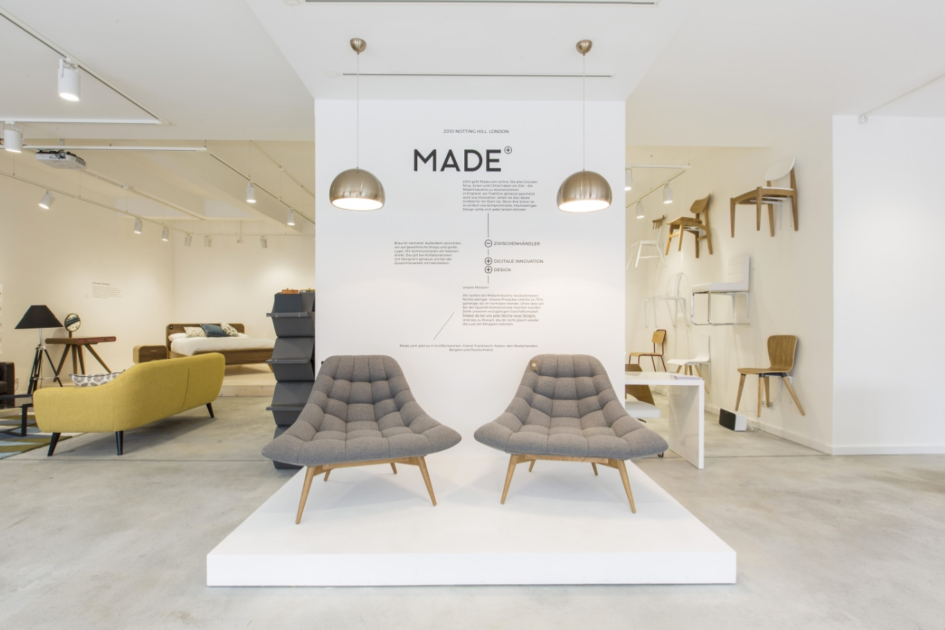Made.com in Berlin