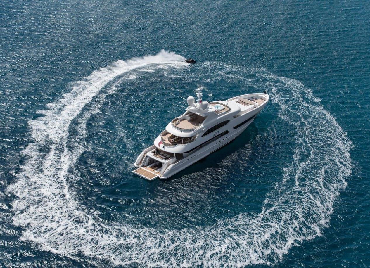 Yacht M/Y Asya