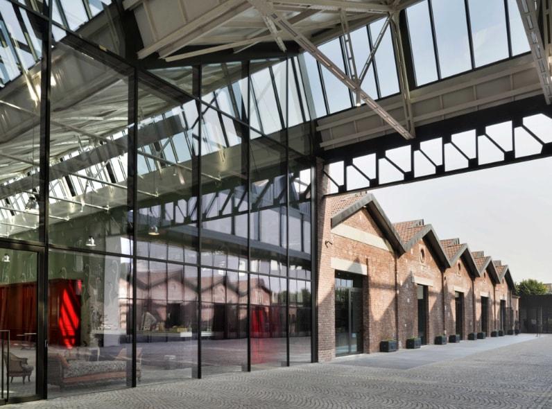 Gucci Hub in Milan