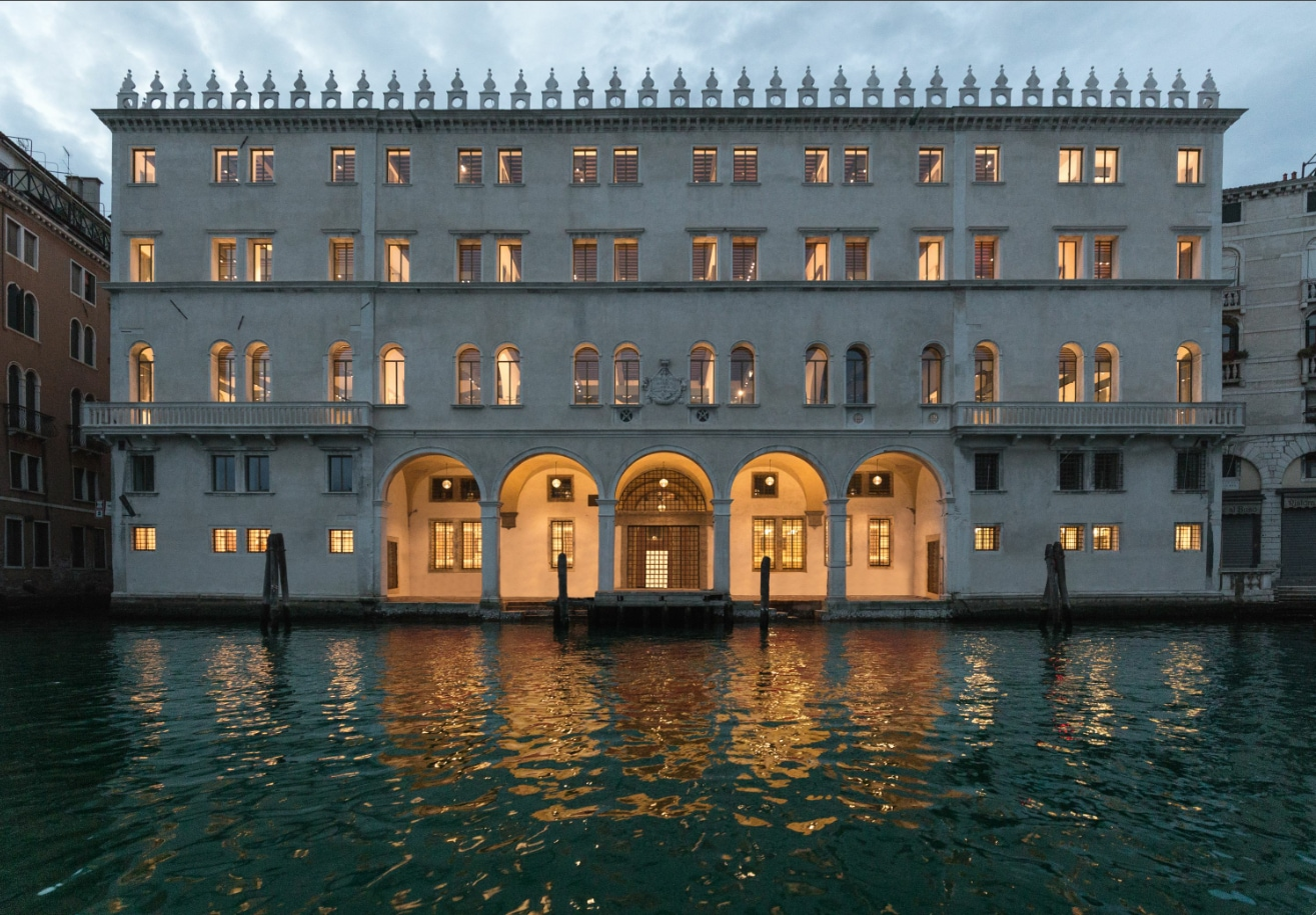 Luxury on the Grand Canal