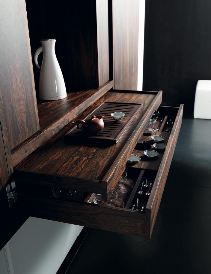 The tea ritual