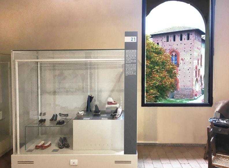 Museum footwear