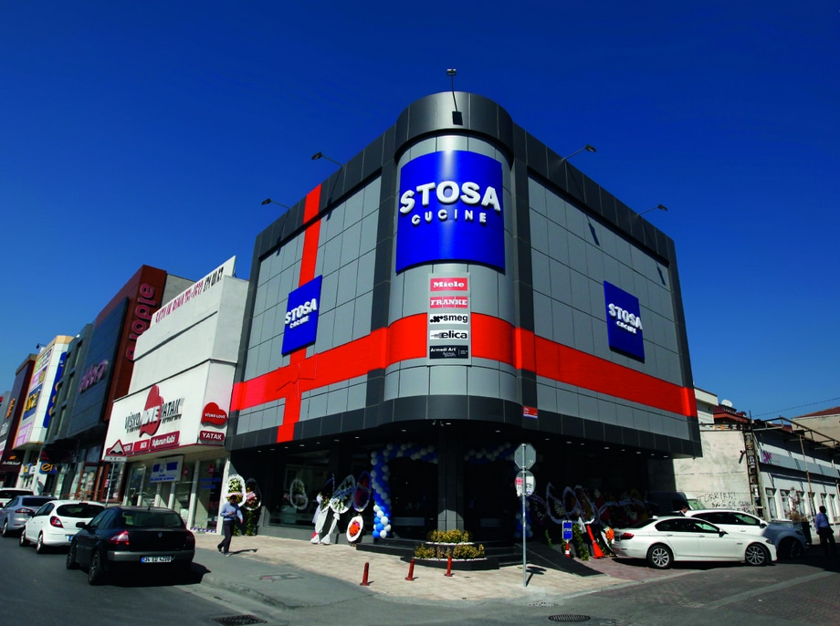 Stosa Cucine in Istanbul