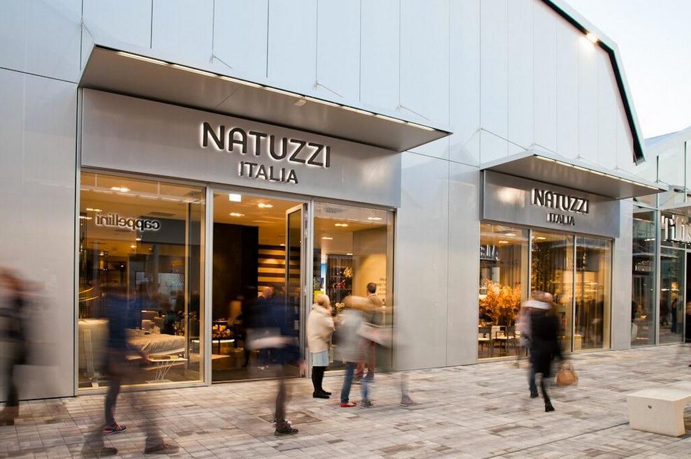 Natuzzi Italia – Scalo Milano