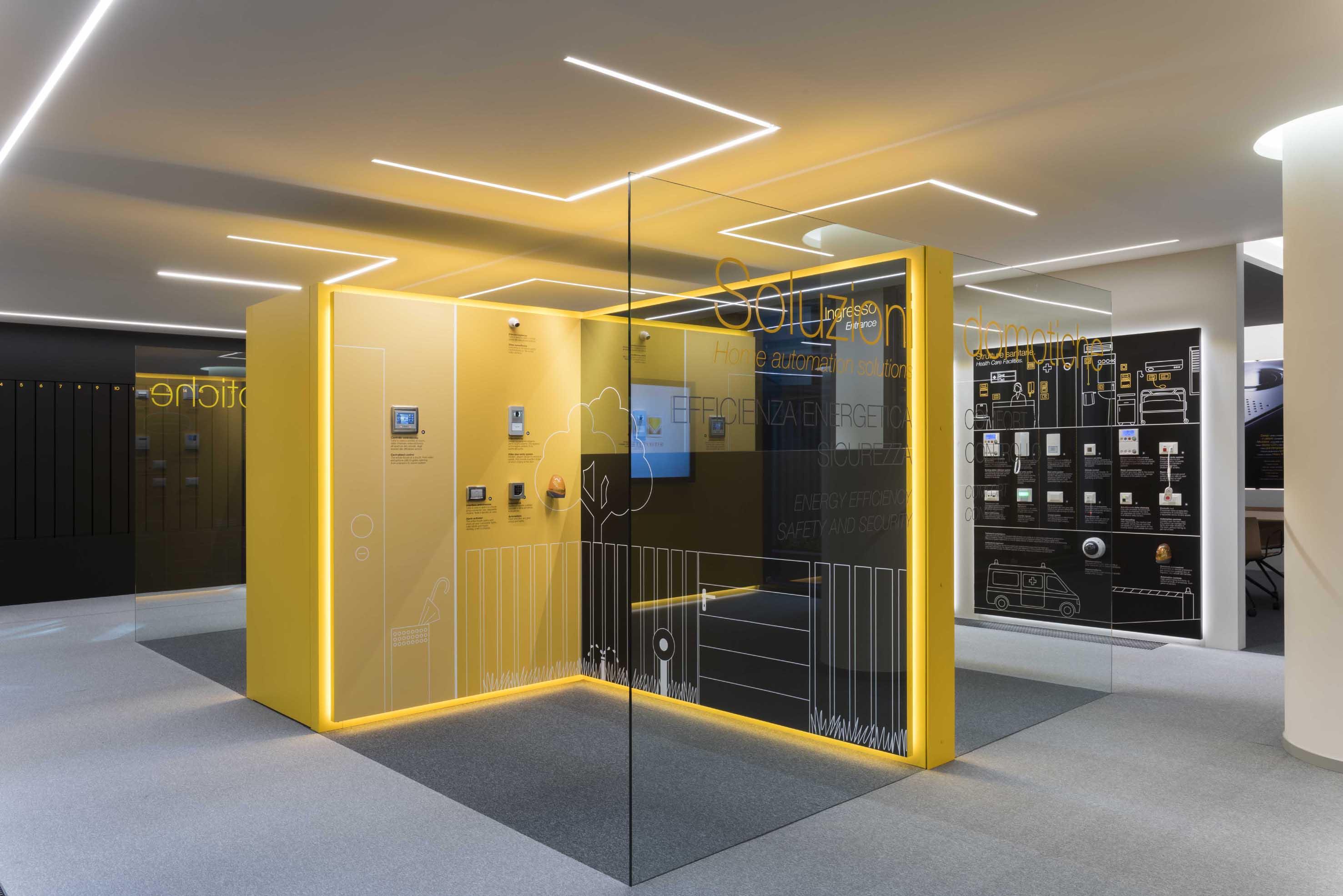New Vimar showroom