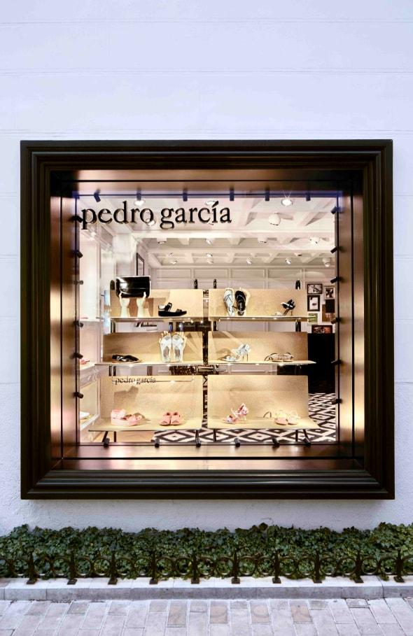 Pedro García in Madrid