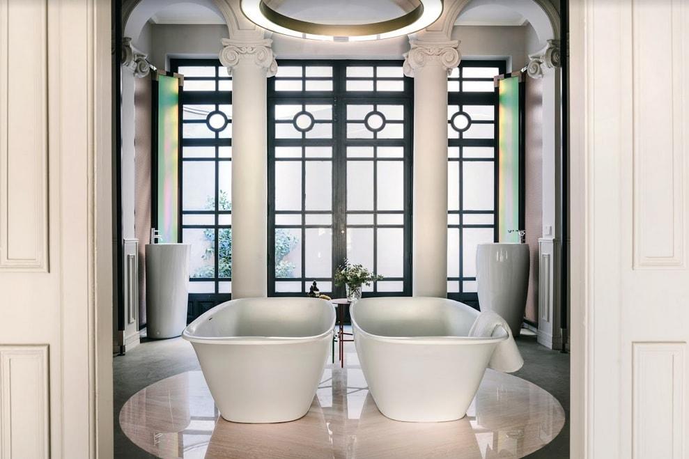 Laufen Bathrooms in Madrid