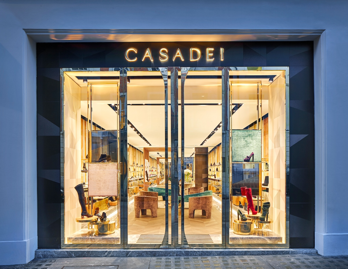 Casadei in London