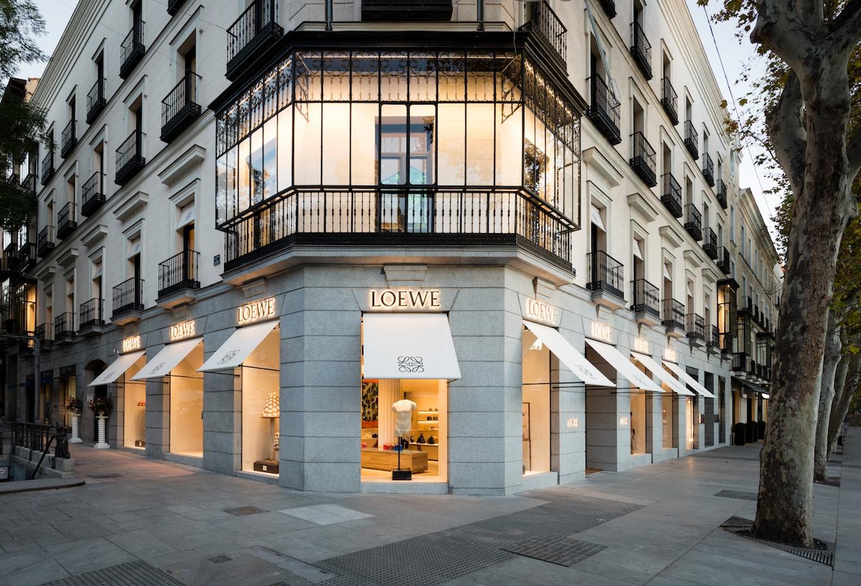 Casa Loewe in Madrid