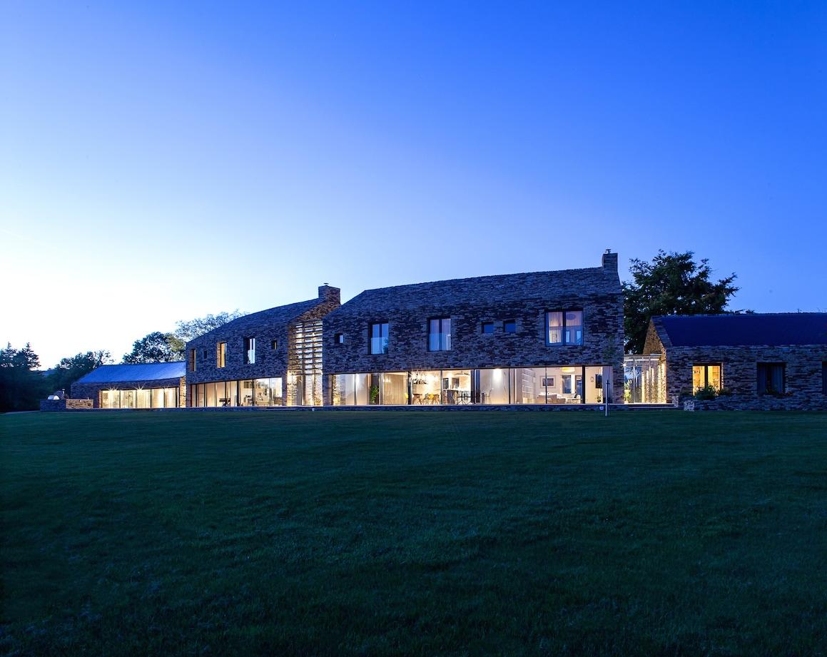 Contour House wins the Wood Award