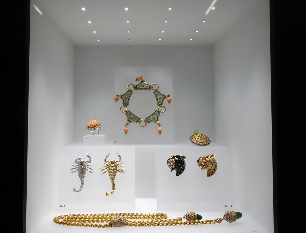 Italian 20th-century jewelry