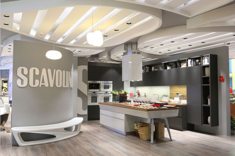 Scavolini: two monobrand stores in China