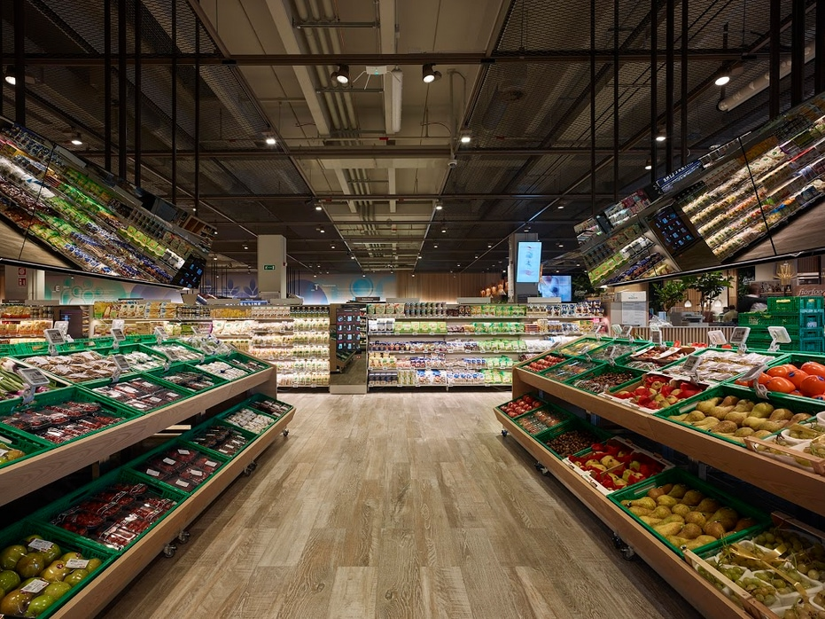 The Supermarket of the Future opens in Milan