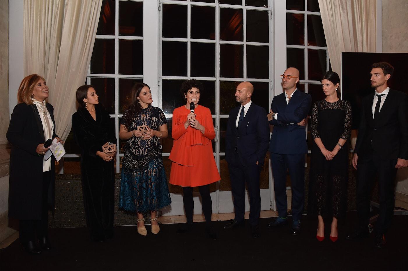 Winners of the Premio Giovani Imprese