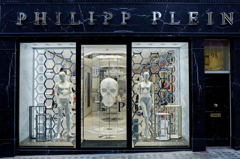 New Philipp Plein spaces
