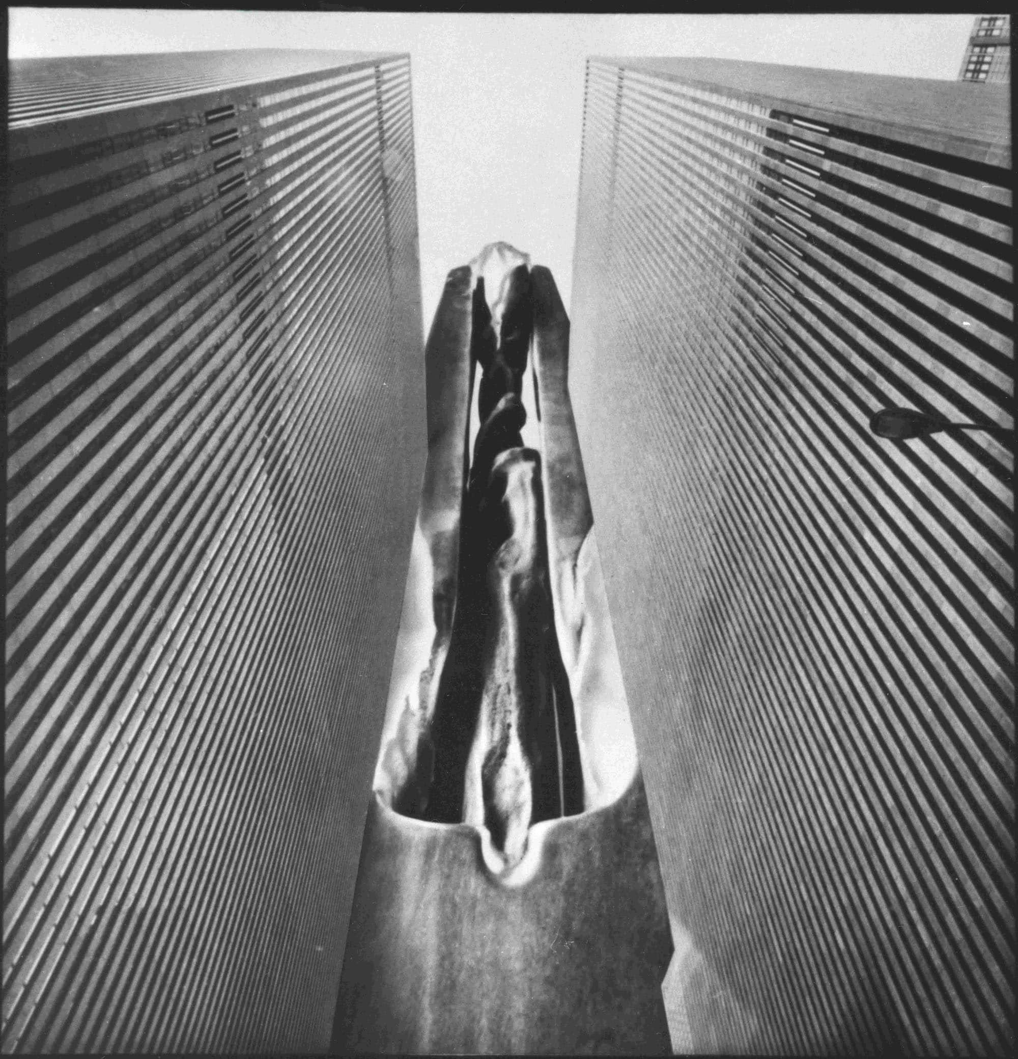 Francesco Somaini: a sculptor for the city. New York 1967-1976