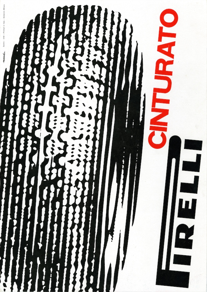 Pirelli in 100 images: beauty, innovation, production