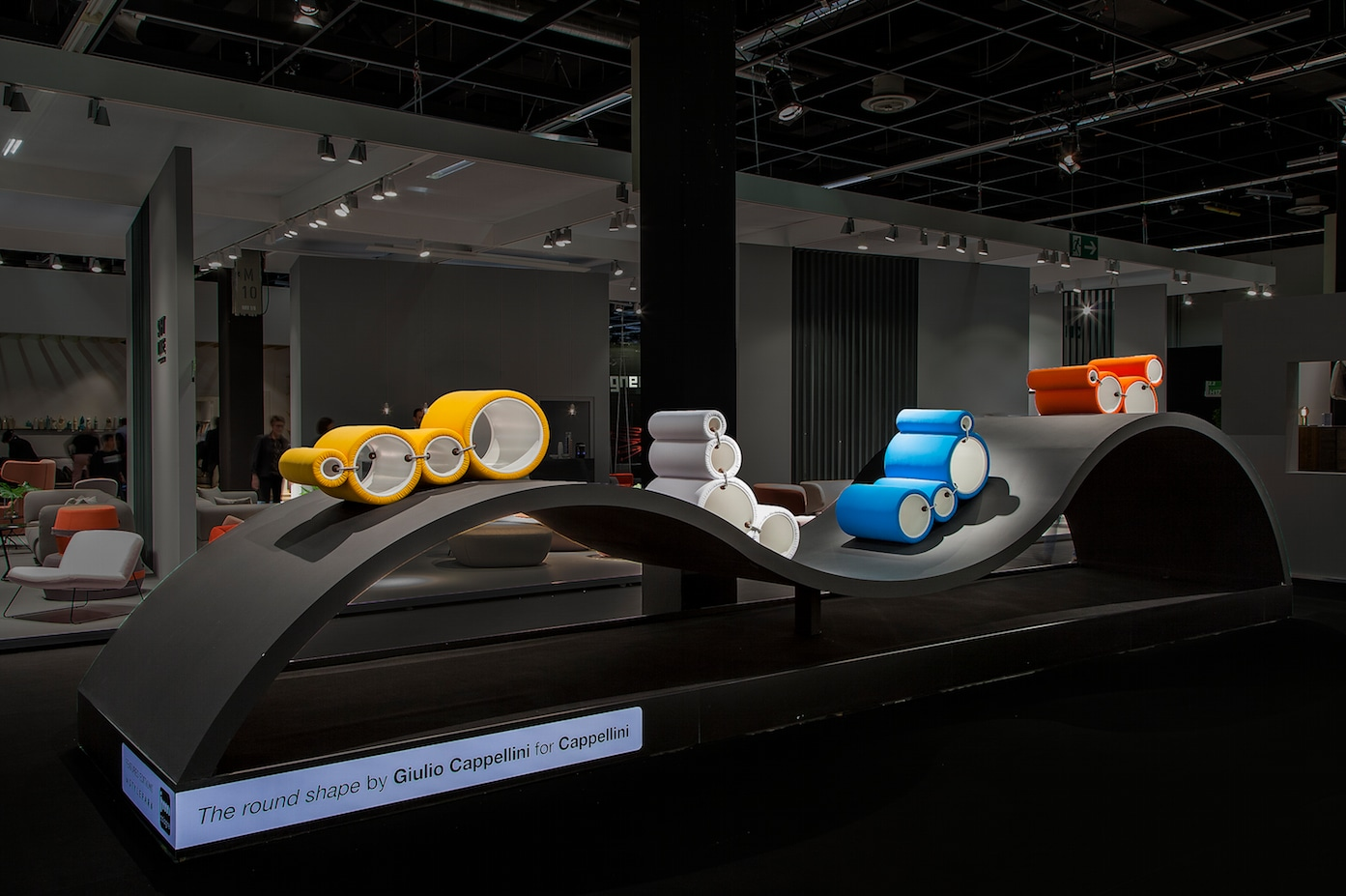 Cappellini at IMM Cologne