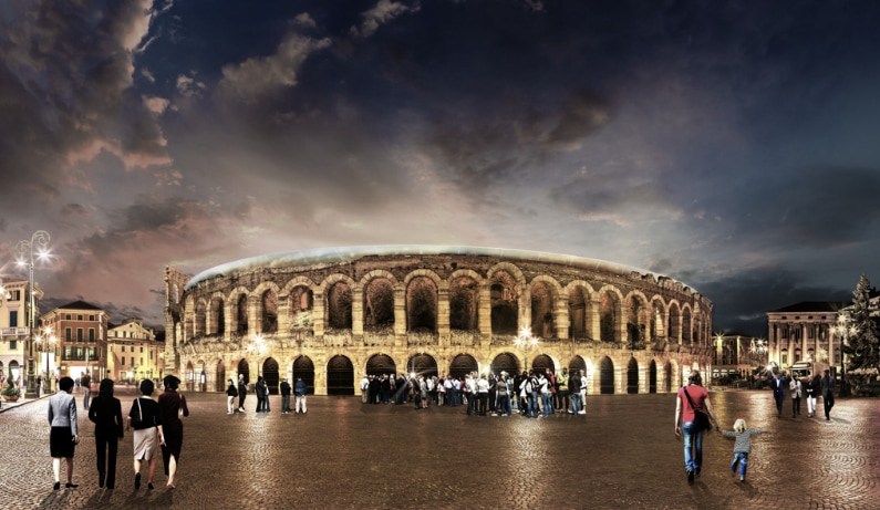 Discovering the Arena