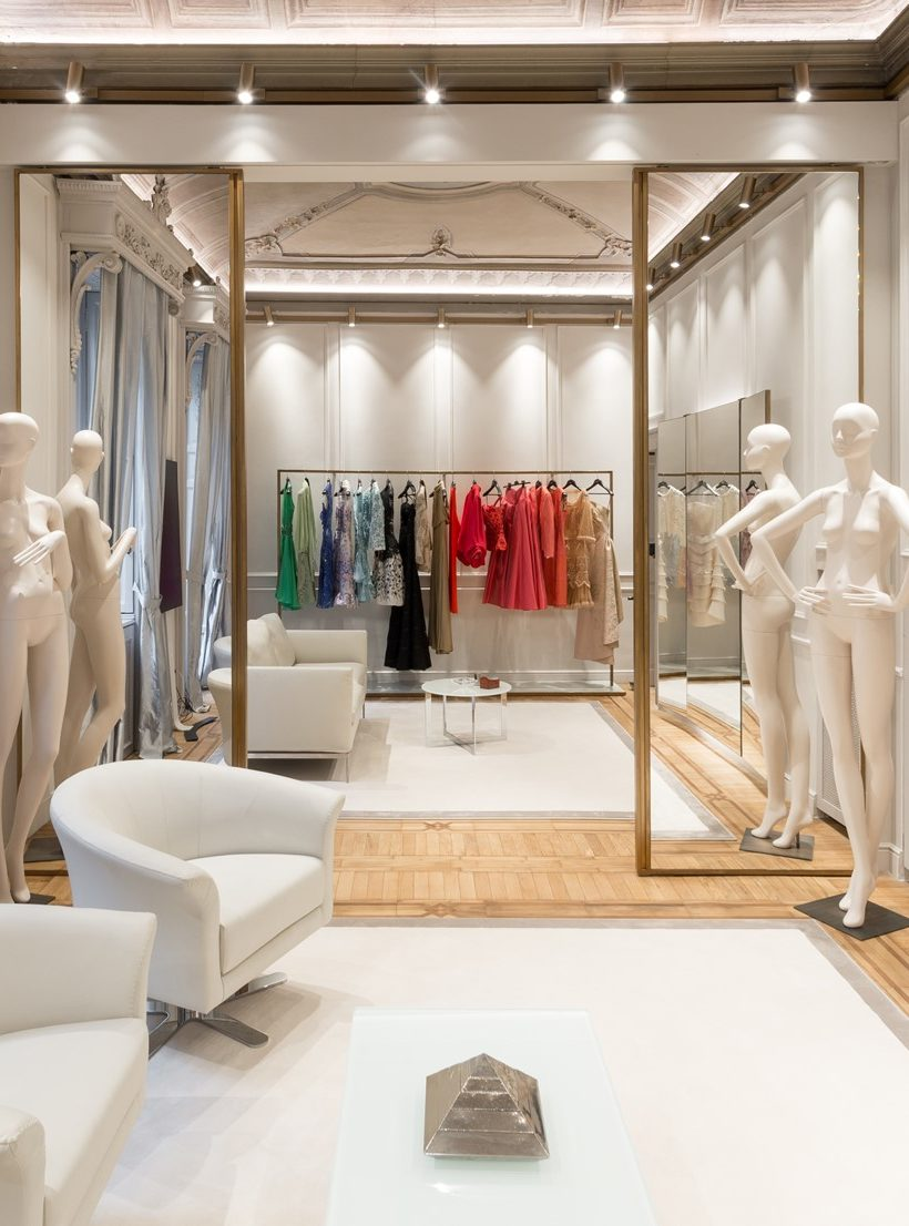 The new Curiel atelier in Milan
