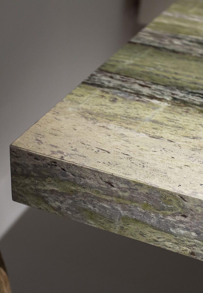 Materic surface