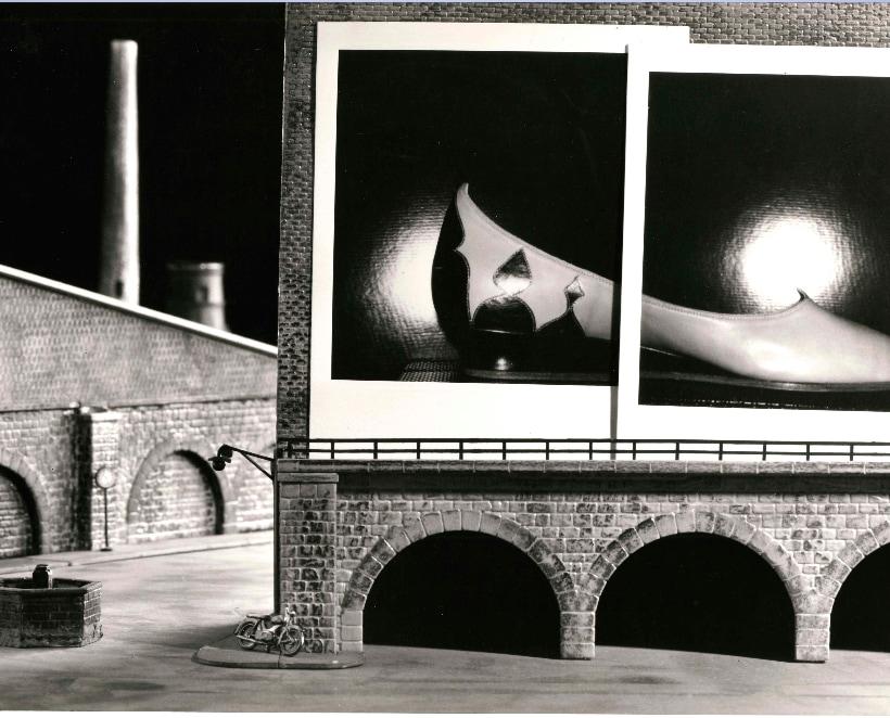 Maria Vittoria Backhaus. Vintage Prints