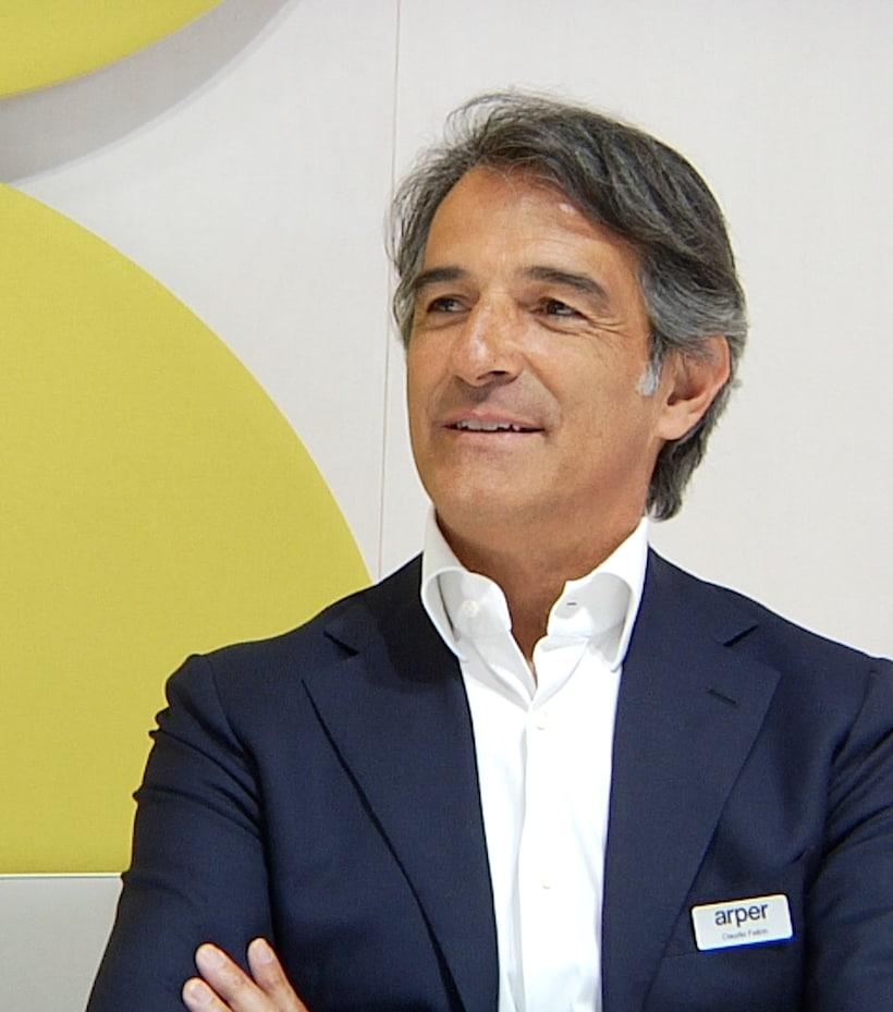 Claudio Feltrin of Arper is the new president of Assarredo 2017/2019