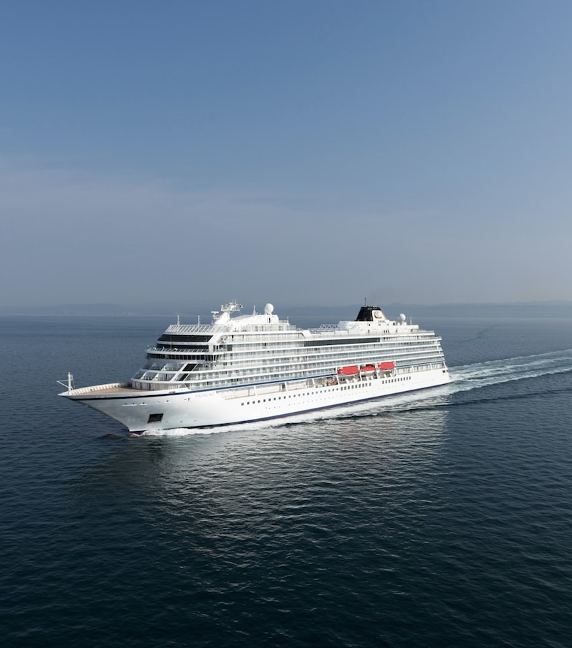 Vimar energy on the Viking Sky