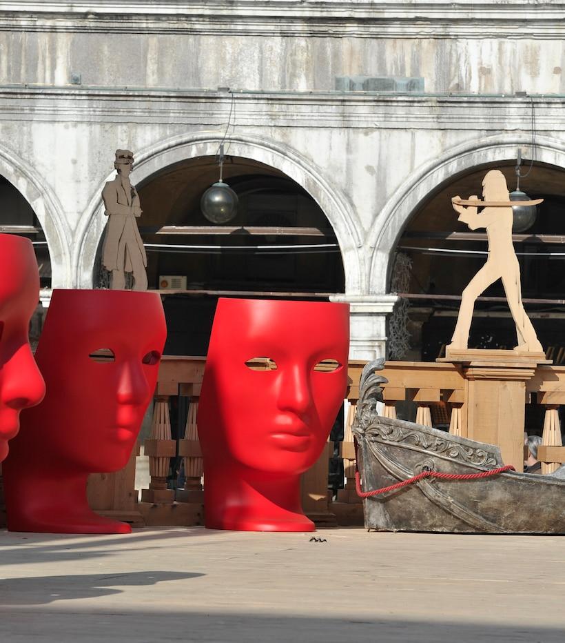Vanity of the Venice Carnival