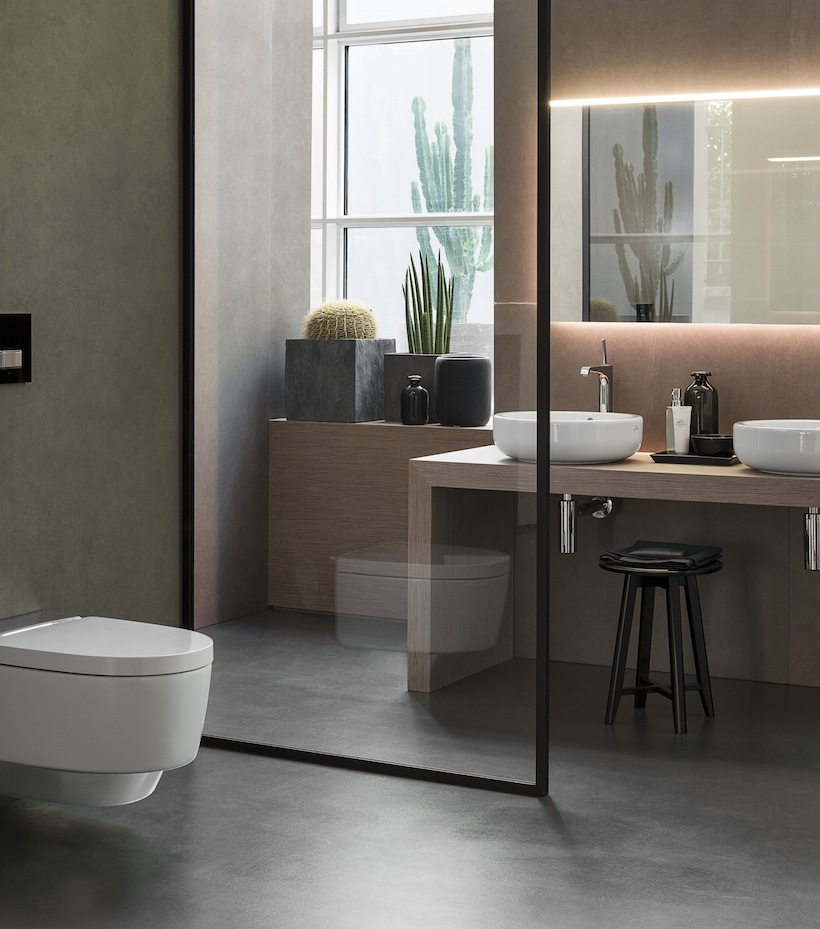 Geberit grows and invests in Italy