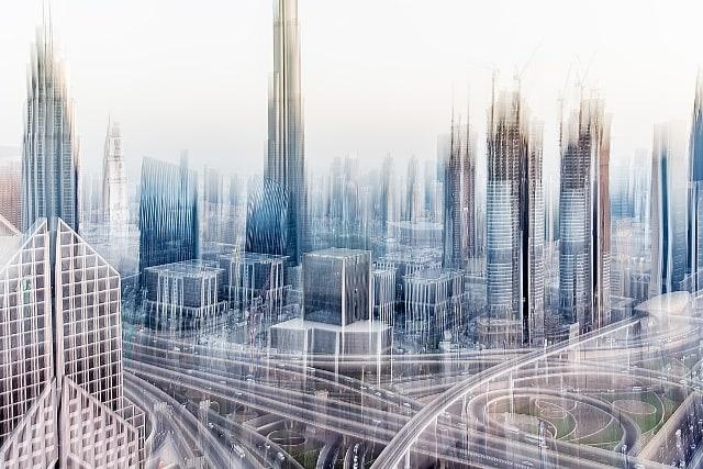 Roberto Polillo. Future City