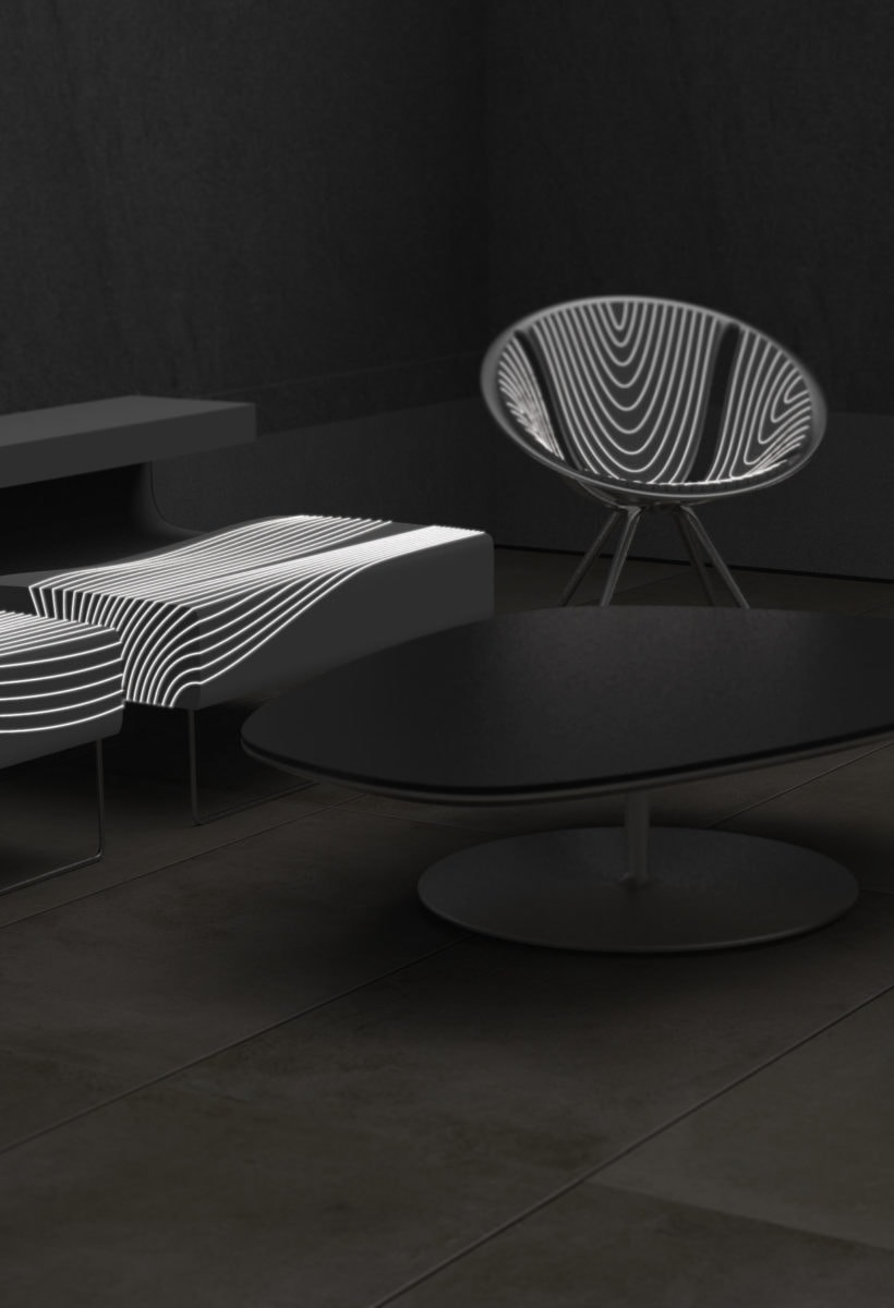 Alcantara Corner Lounges