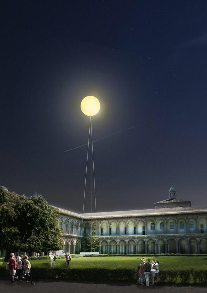 Sole di notte