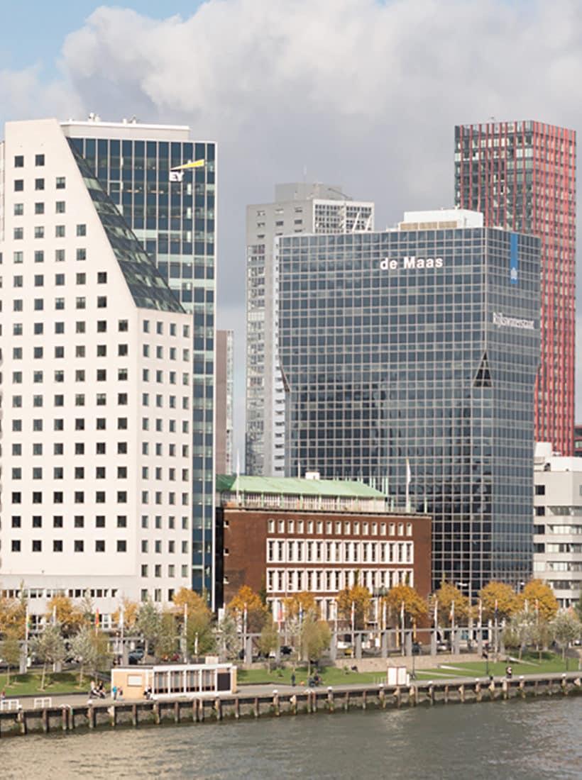 In Rotterdam, KAAN Architecten is on the move