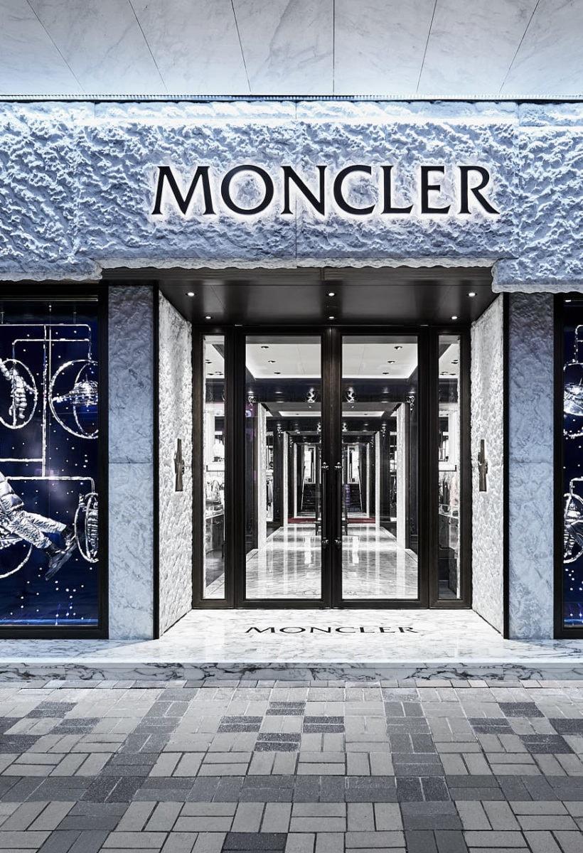 Moncler in Hong Kong
