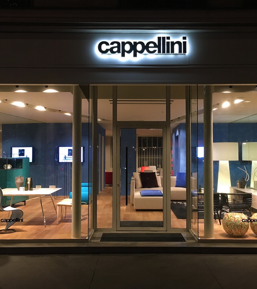 Cappellini Paris renewal