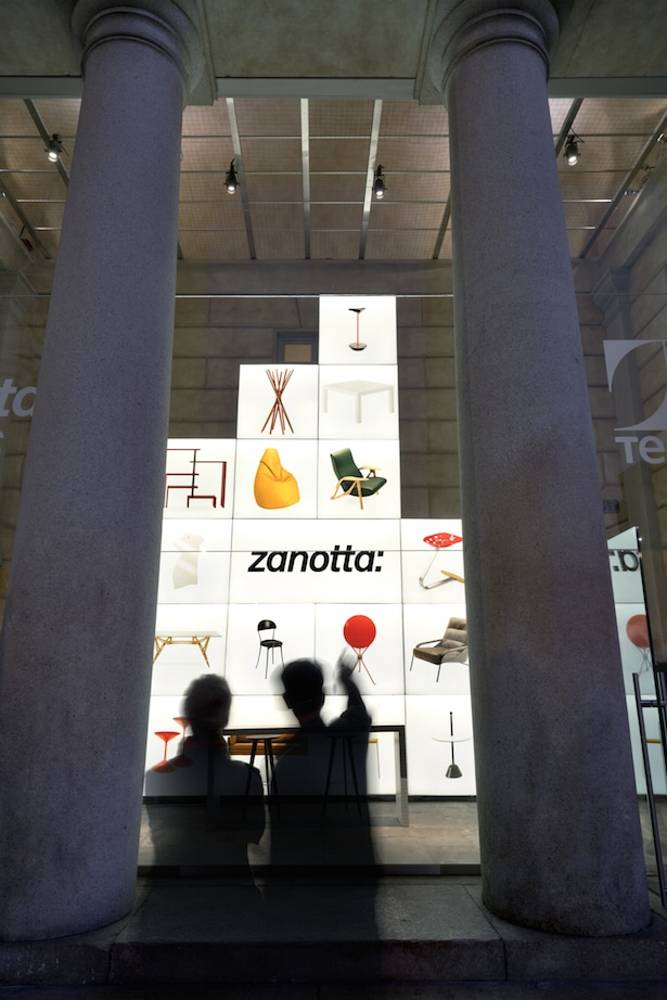 Tecno presents Zanotta: Stories