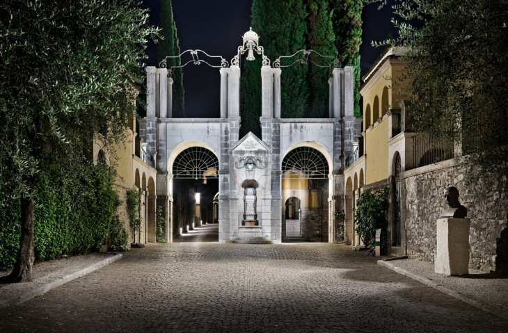 New light for the Vittoriale