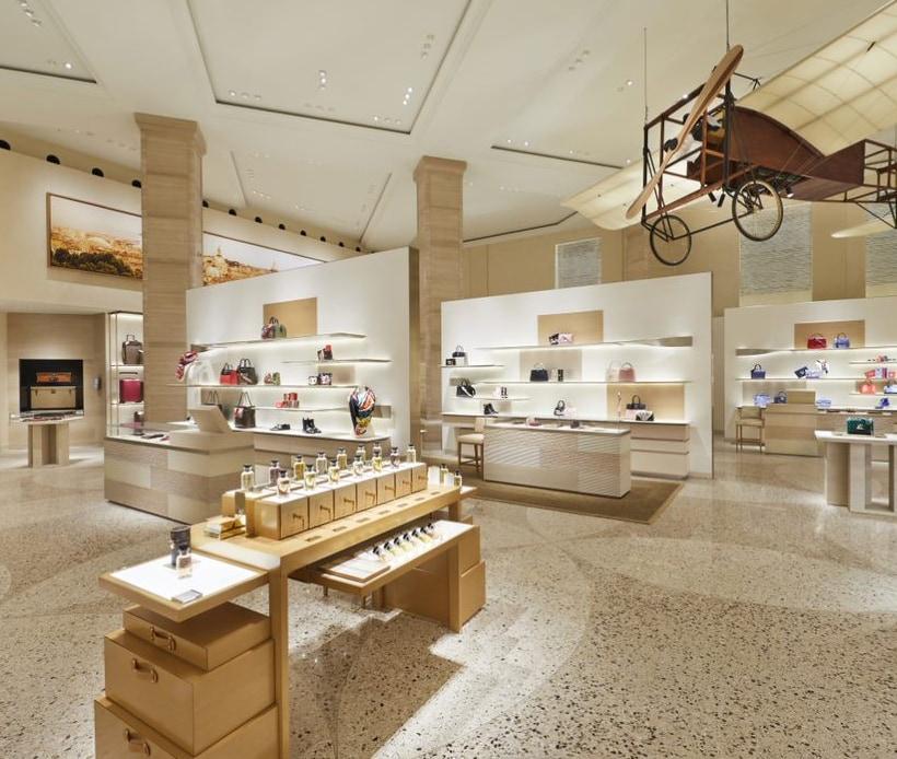 Louis Vuitton in Rome