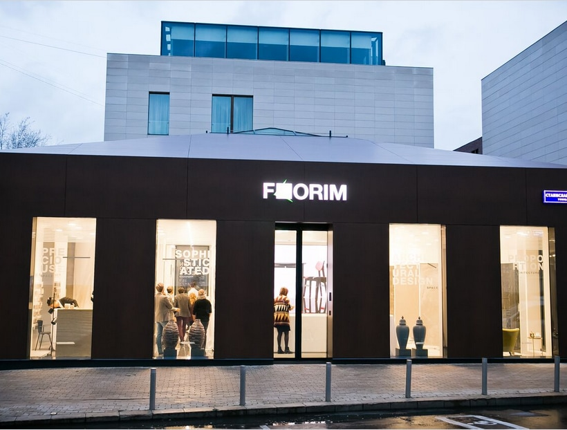 Florim in Moscow