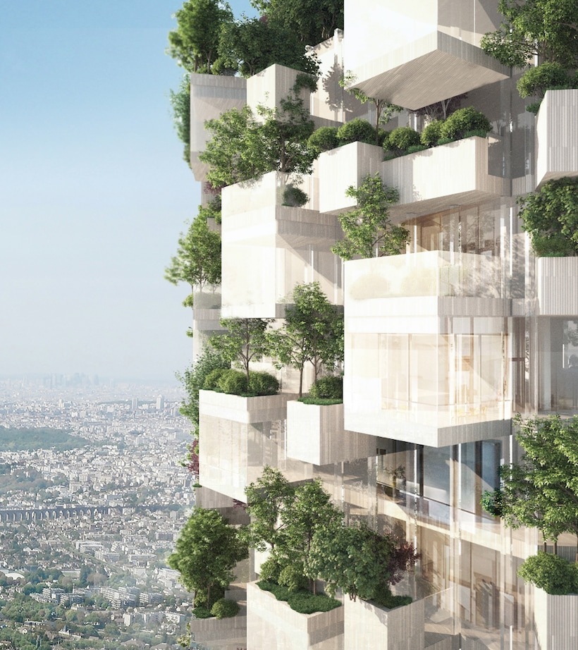 Paris will have its own Vertical Forest