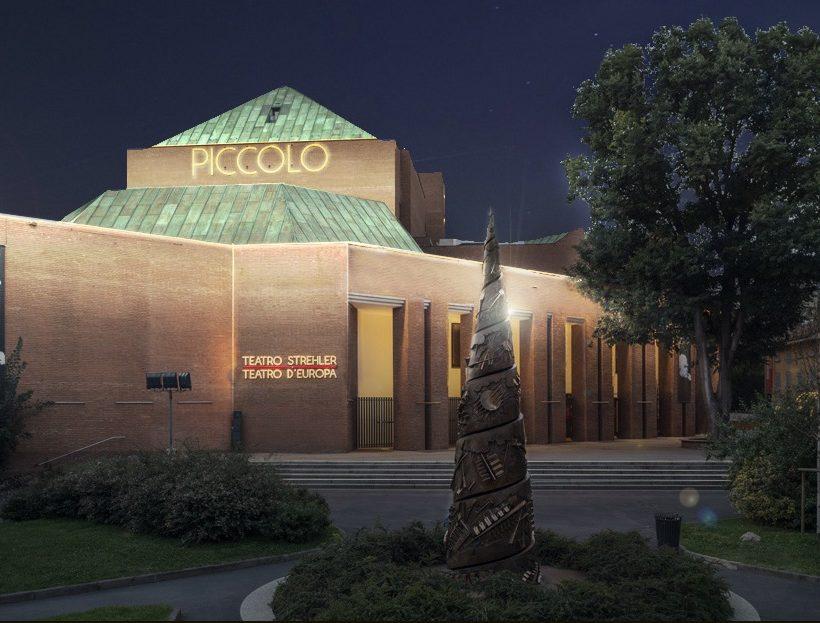 New lighting for Piccolo Teatro Strehler