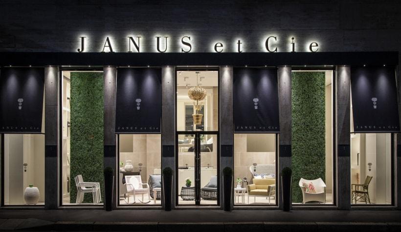 Janus et Cie in Milan