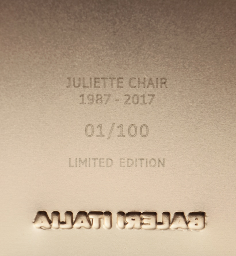 30 years of the Juliette Chair