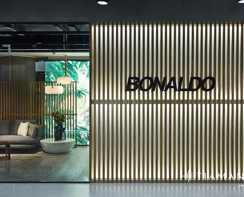 Bonaldo in Shanghai