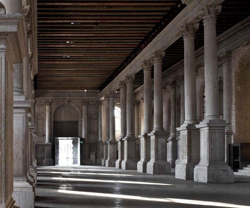 Restoration in Venice