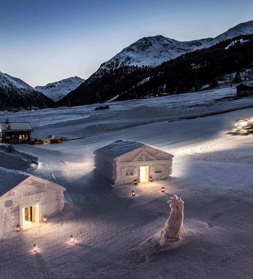 Snow Dream Experience at 1816 meters asl